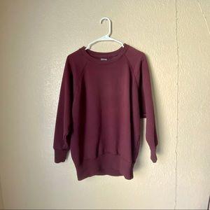 Aerie / American Eagle City Dolman Sweatshirt
